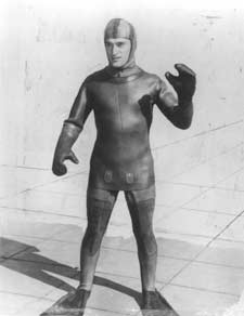 Early Wetsuit