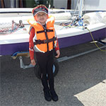 What do I need to wear to start sailing?