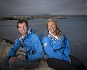 Mary Rook & Tom Phipps Nacra 17 Olympic Campaigners